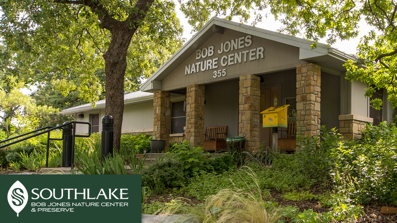 Bob Jones Nature Center_Building Front